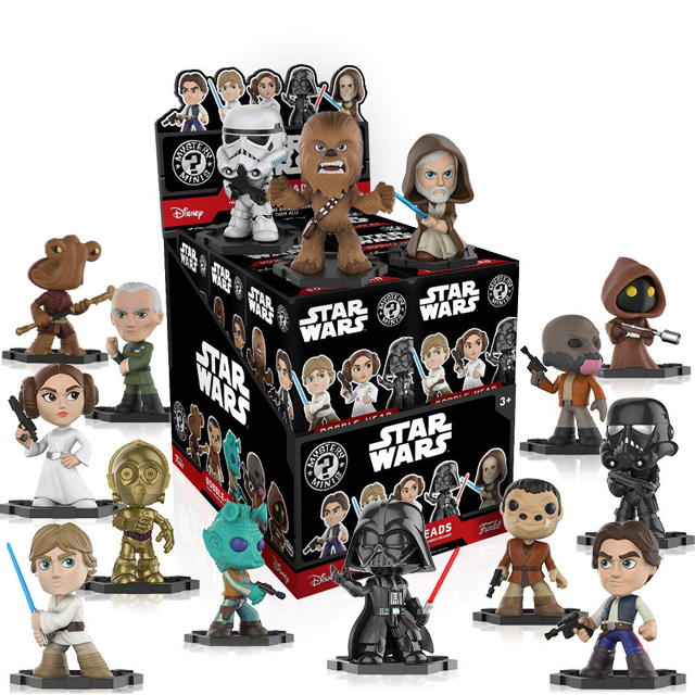 Figurky Mystery Minis Star Wars - Blindbox