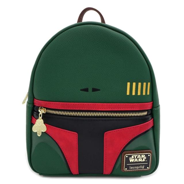 Loungefly Star Wars Boba Fett Mini Batoh