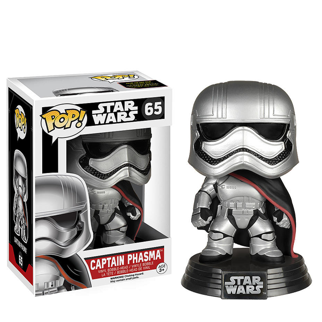 Figurka Funko POP! Captain Phasma