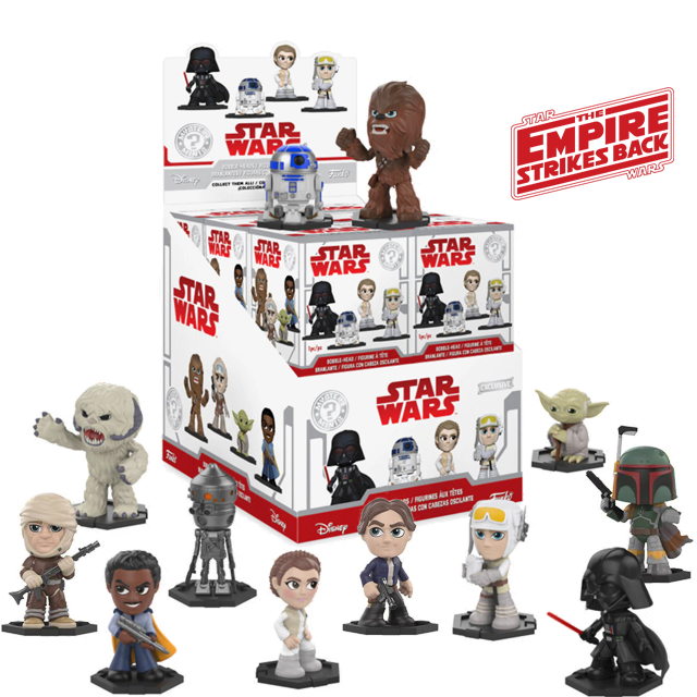 Figurky Mystery Minis Star Wars Empire Strikes Back - Blindbox
