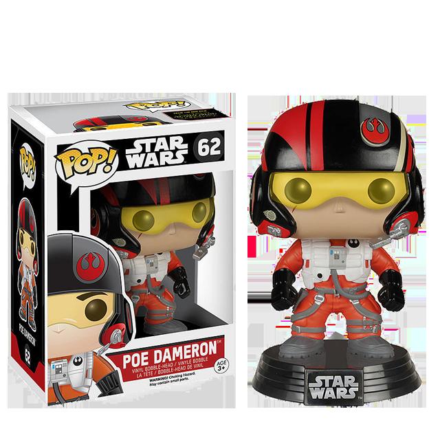 Figurka Funko POP! Poe Dameron