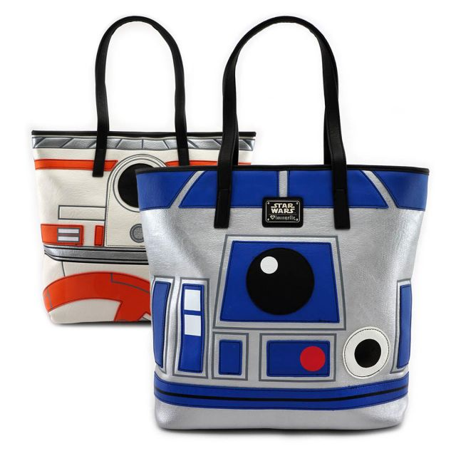 Loungefly Star Wars R2-D2 BB-8 Taška
