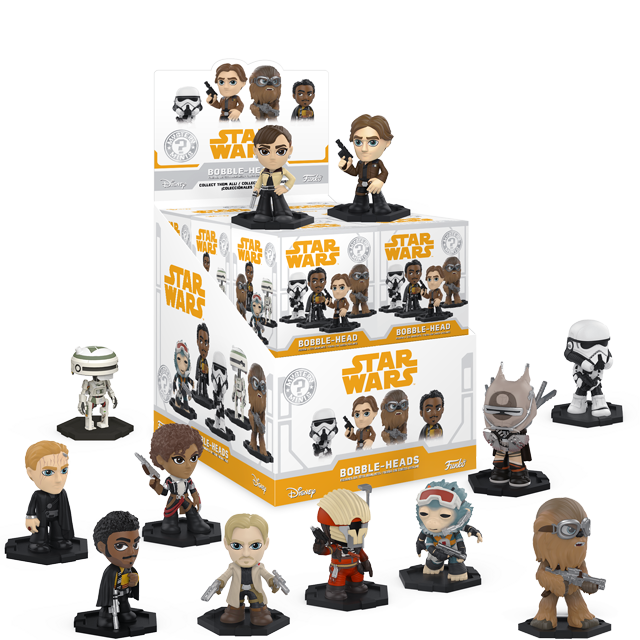 Figurky Mystery Minis Star Wars Solo - Blindbox