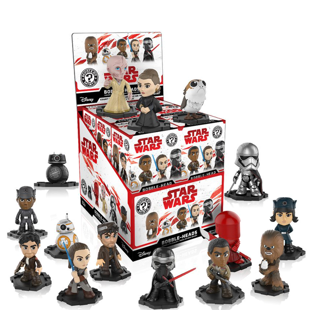 Figurky Mystery Minis Star Wars The Last Jedi - Blindbox