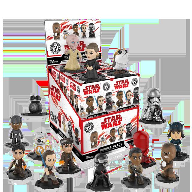 Mystery Minis Star Wars The Last Jedi - Blindbox