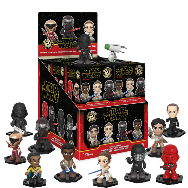 Figurky Mystery Minis Star Wars The Rise of Skywalker - Blindbox