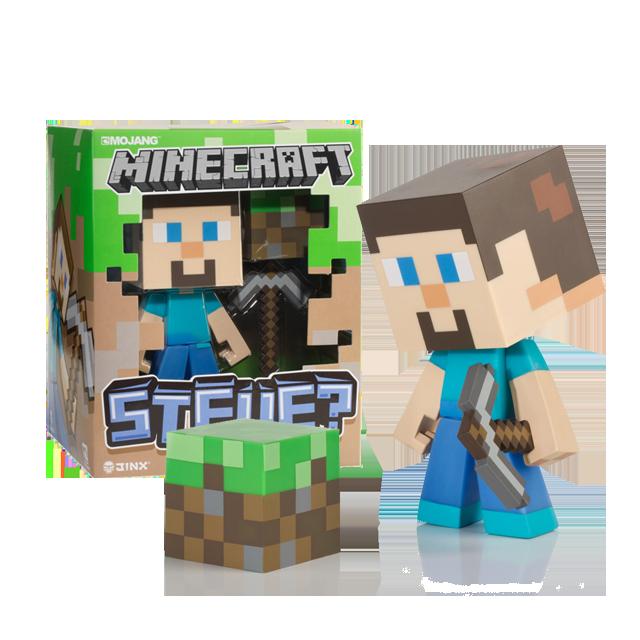 Figurka Jinx Steve
