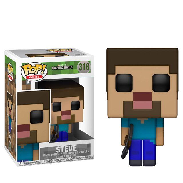 Steve POP