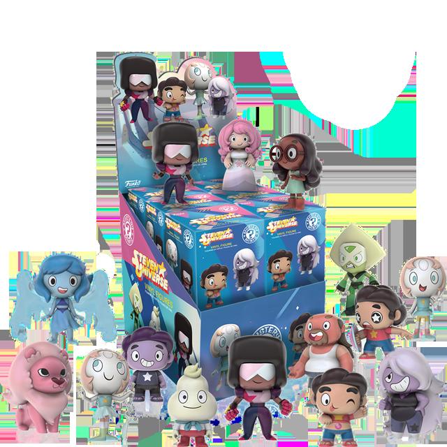 Figurky Mystery Minis Steven Universe - Blindbox