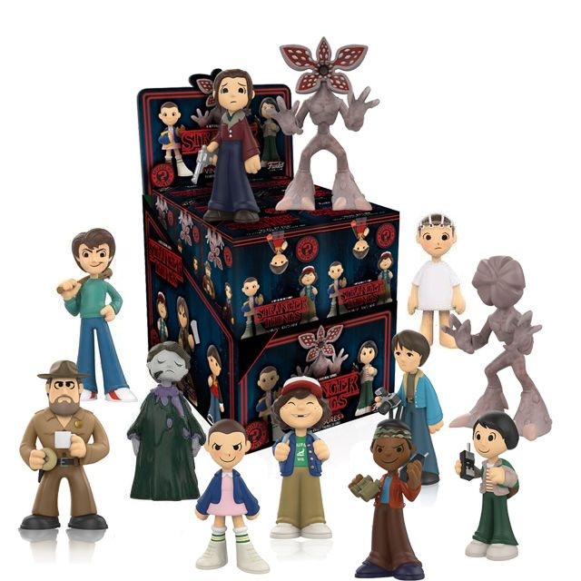 Stranger Things - Blindbox GAMESTOP