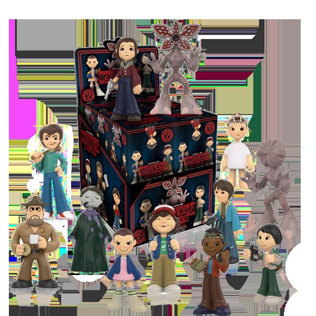 Figurky Mystery Minis Stranger Things - Blindbox GAMESTOP
