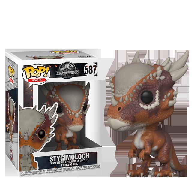 Figurka Funko POP! Stygimoloch - Jurský svět