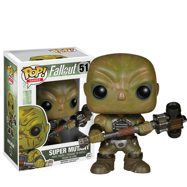 Figurka Funko POP! Super Mutant