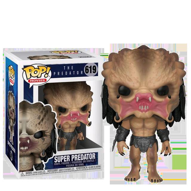 Figurka Funko POP! Super Predátor