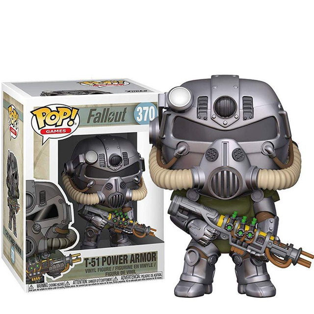 Figurka Funko POP T-51 Power Armor - Fallout