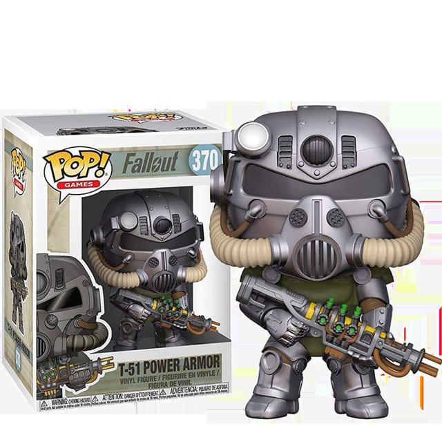 Figurka Funko POP! T-51 Power Armor - Fallout