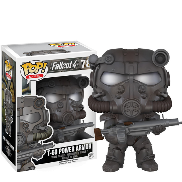 Figurka Funko POP! T-60 Power Armor