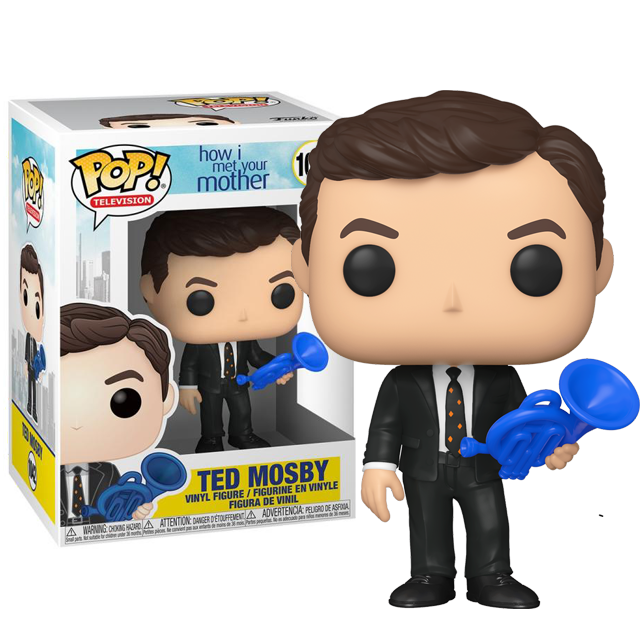 Funko POP Ted Mosby