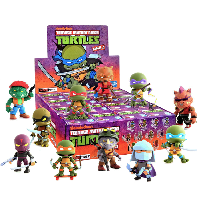 Loyal Subjects Teenage Mutant Ninja Turtles Wave 2 - Blindbox