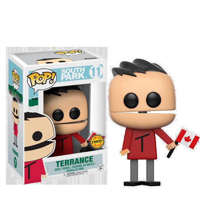 Figurka Funko POP! Terrance - South Park CHASE