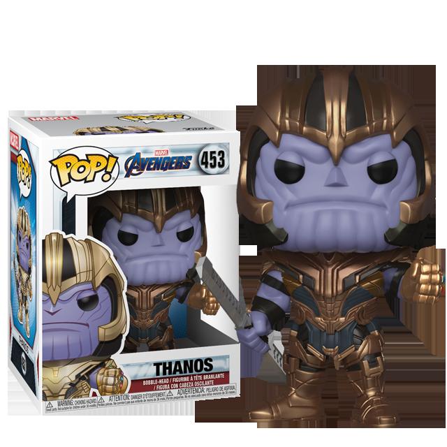Figurka Funko POP! Thanos - Endgame