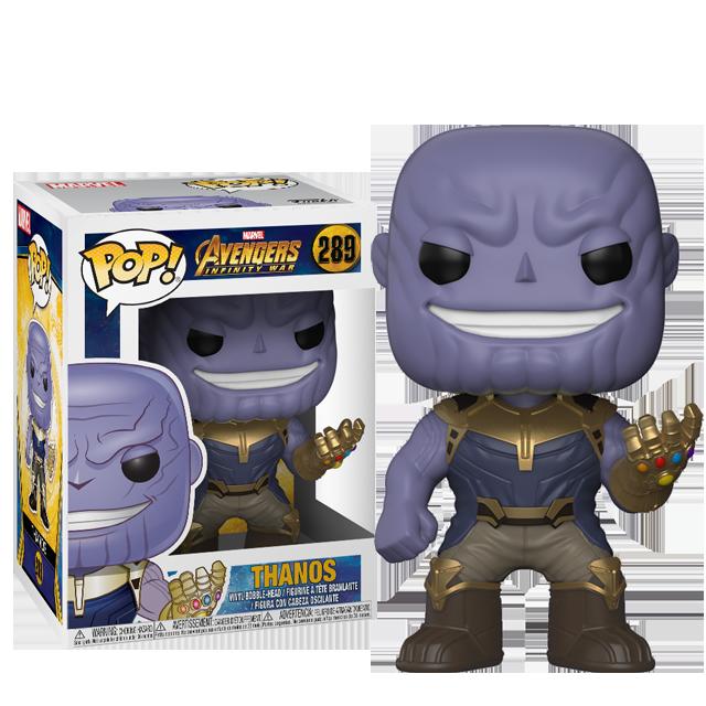 Figurka Funko POP! Thanos - Infinity War