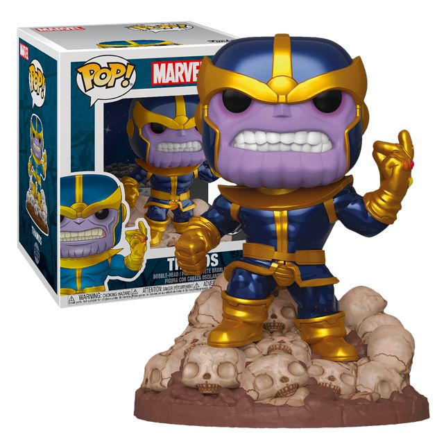 Thanos Deluxe 80th
