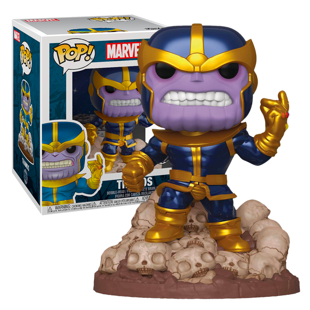 Funko POP Thanos Deluxe 80th