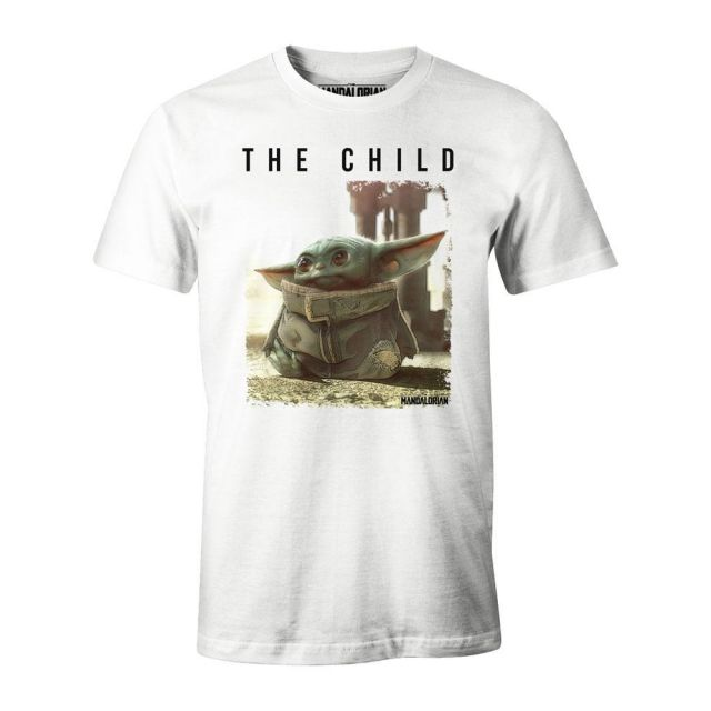 Baby Yoda The Child Tričko