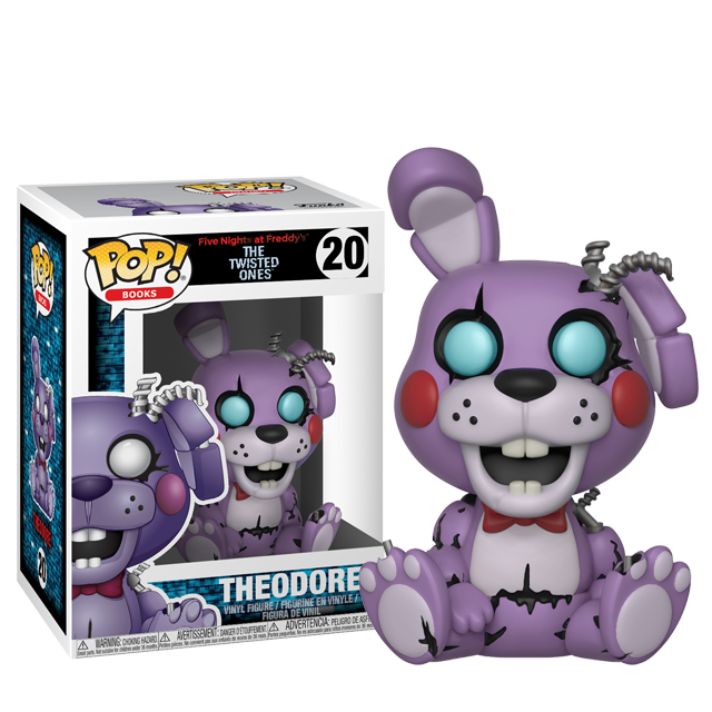 Figurka Funko POP! Theodore - Five Nights at Freddy's