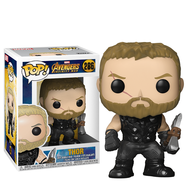 Figurka Funko POP! Thor - Infinity War