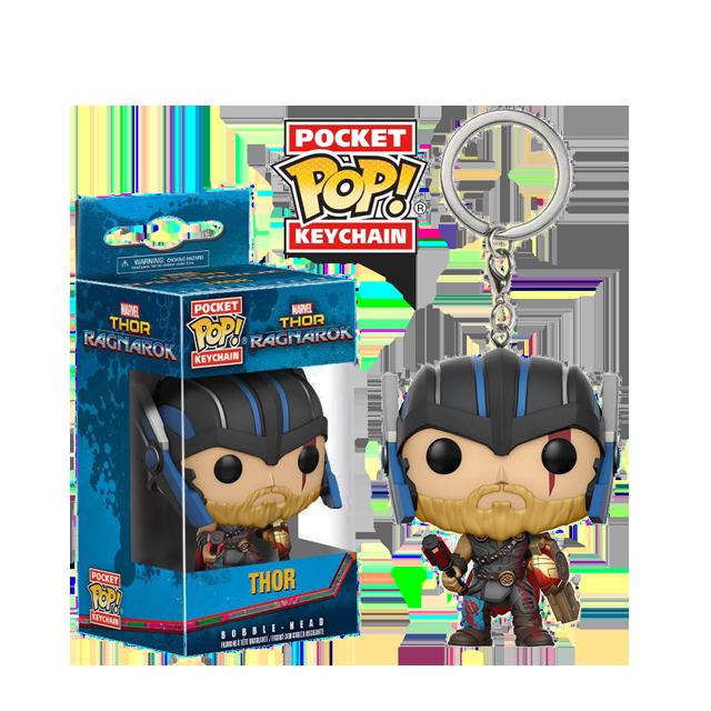 Pocket POP! Thor - přívěsek na klíče