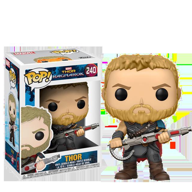 Figurka Funko POP! Thor - Thor Ragnarok