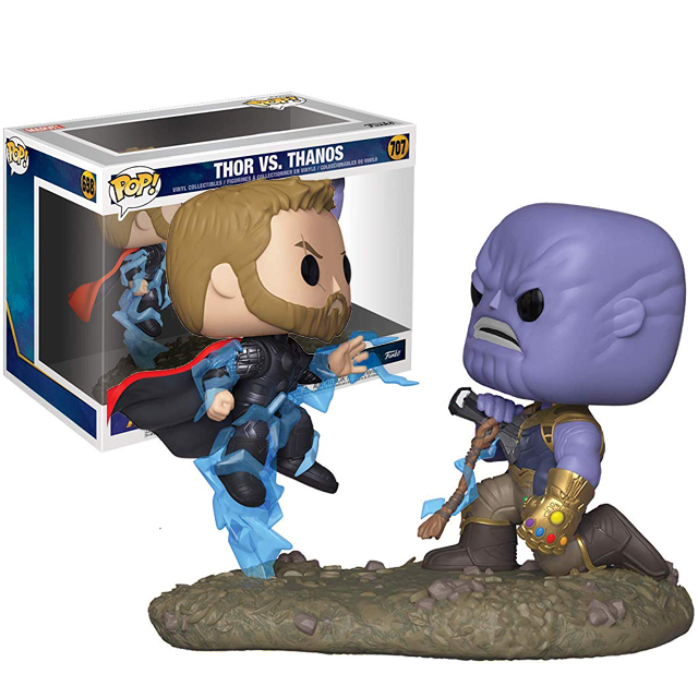 Figurka Funko POP! Thor vs Thanos - Moments