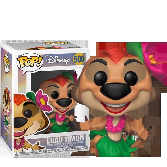 Figurka Funko POP Timon - Lví král
