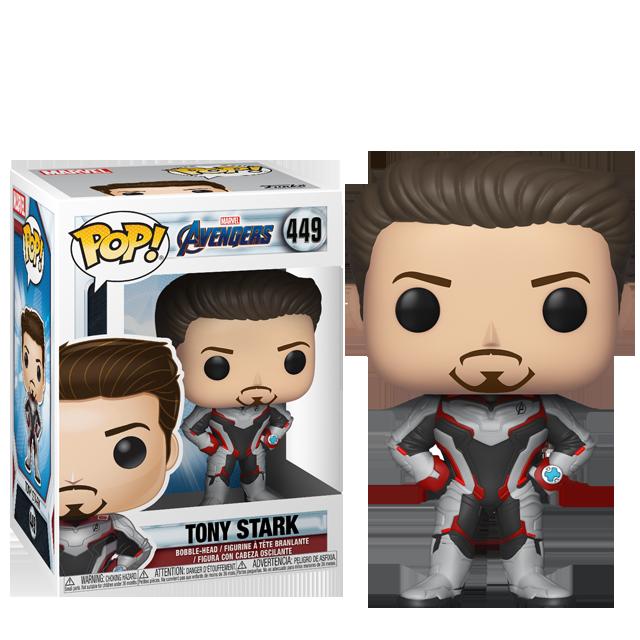 Figurka Funko POP! Tony Stark - Endgame