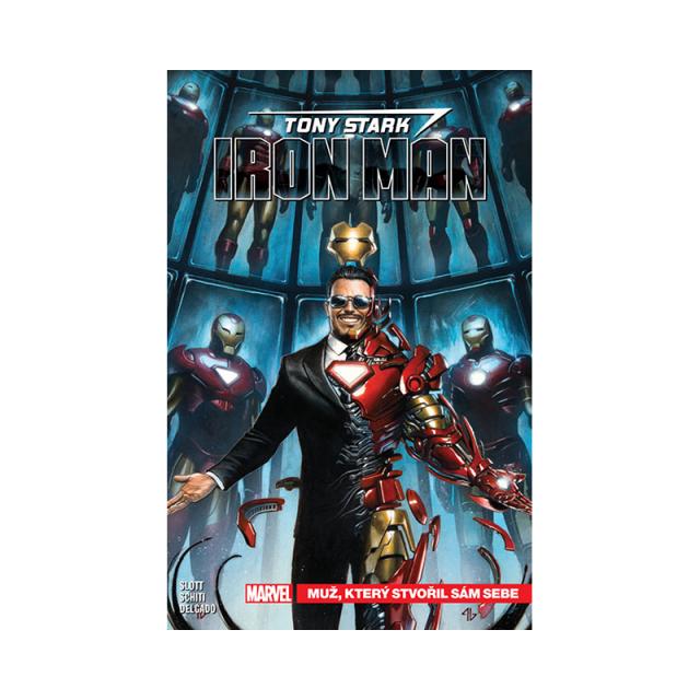 Crew Tony Stark - Iron Man 1: Muž, který stvořil sám sebe