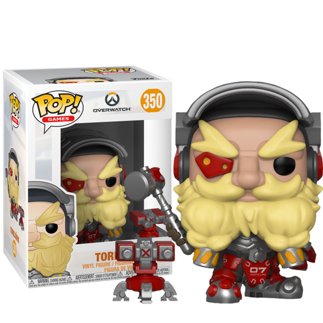 Figurka Funko POP! Torbjörn - Overwatch