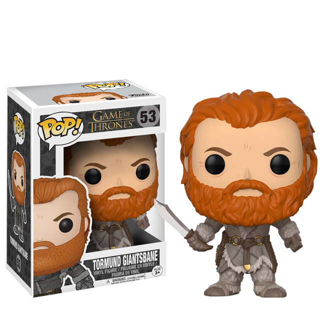Figurka Funko POP! Tormund Giantsbane