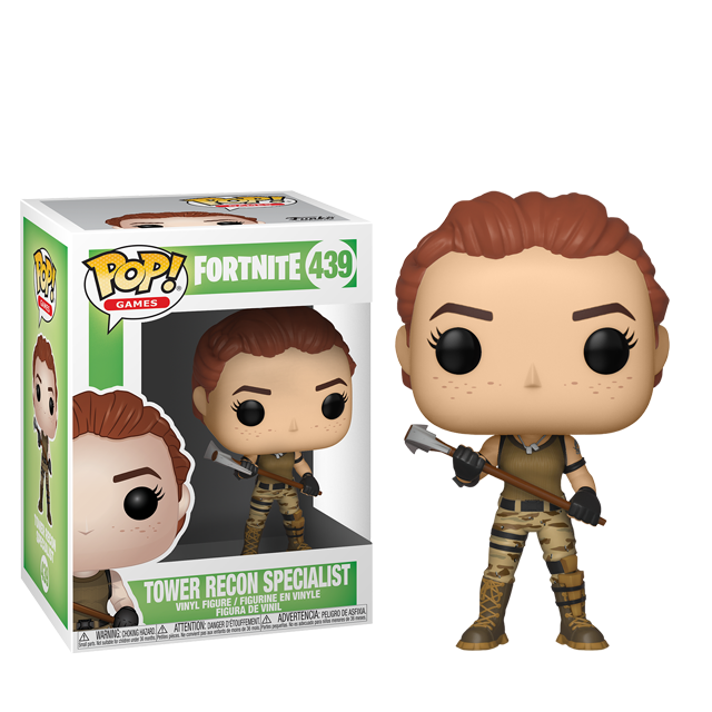 Figurka Funko POP! Tower Recon Specialist