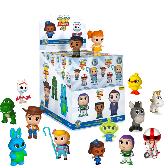 Mystery Minis Toy Story 4 Exclusive - Blindbox