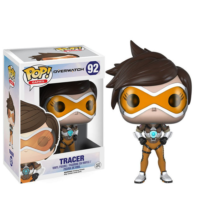 Figurka Funko POP! Tracer - Overwatch
