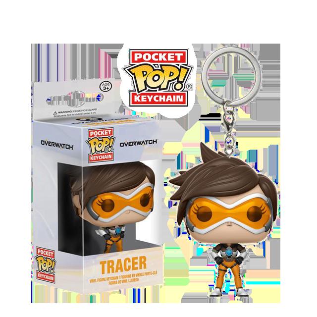 Pocket POP! Tracer - přívěsek na klíče