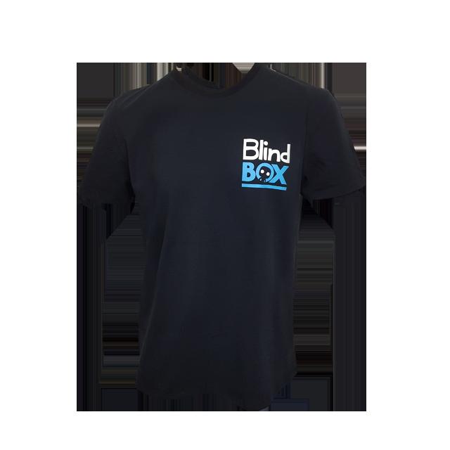 Blindbox Triko Blindbox - malé logo
