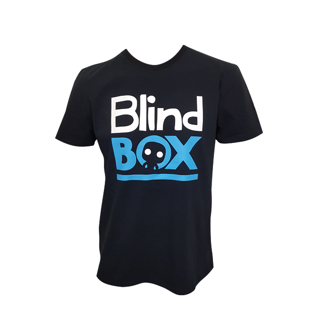 Blindbox Triko Blindbox - velké logo