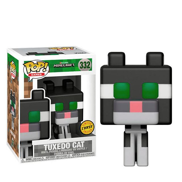 Tuxedo Cat CHASE