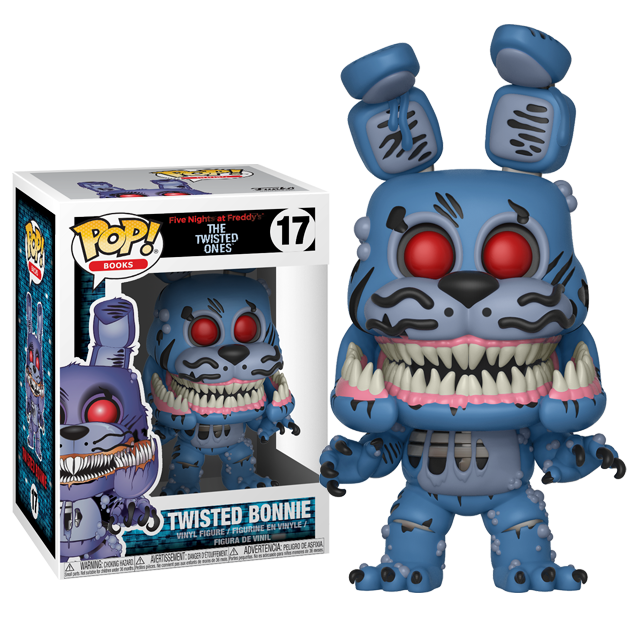 Figurka Funko POP! Twisted Bonnie  - Five Nights at Freddy's