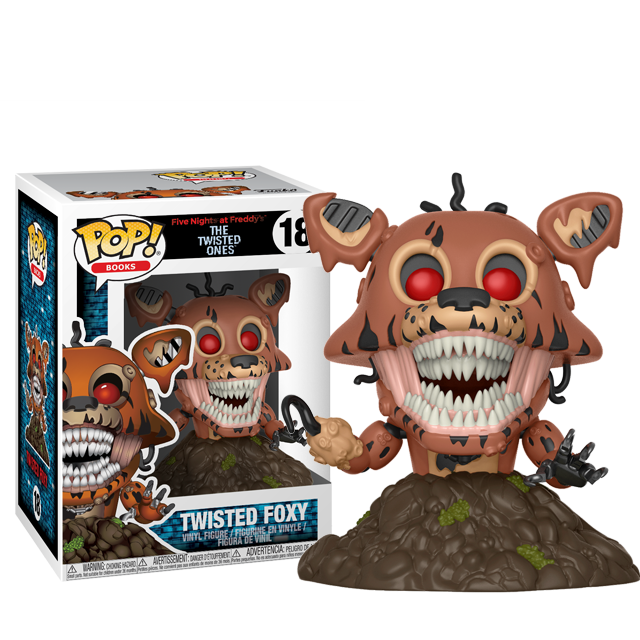 Figurka Funko POP! Twisted Foxy - Five Nights at Freddy's