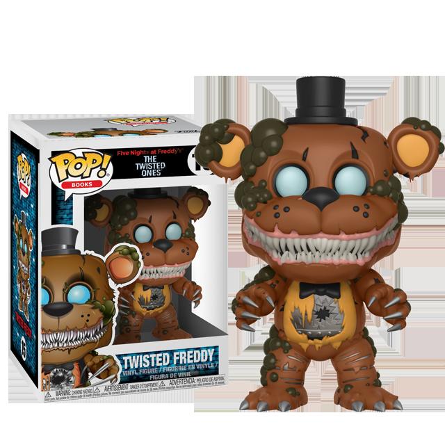 Figurka Funko POP! Twisted Freddy - Five Nights at Freddy's