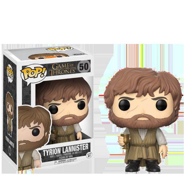 Figurka Funko POP! Tyrion Lannister - Nová edice